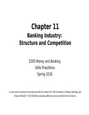 Chapter+11+Money+and+Banking+S16