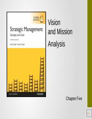 Chapter 5 Vision and Mission Analysis.pptx
