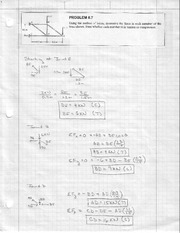 Beer, Johnston, Eisenberg Vector Mechanics for Engineers – Statics 8 ed Ch6.1-7_2007