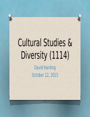 Cultural Studies and Diversity.pptx