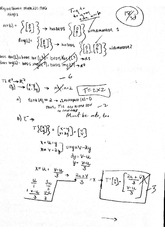 math 205 This is my second time taking cal 2 as i've previously done it in commerce in college but i need to do it in science since i'm going into an.