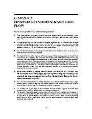 Chap2 Financial state solu