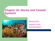 ES Chapter 16 Marine conservation with pictures