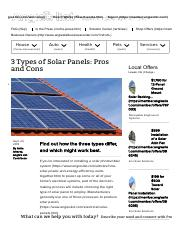 3 Types of Solar Panels_ Pros and Cons _ Angie's List