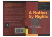 Stychin 1998 A Nation by Rights.pdf