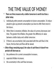 THE TIME VALUE OF MONEY.pptx