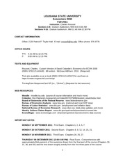 Econ_2030_Syllabus_Fall_2011_All_Sections