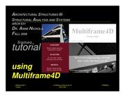 multiframe