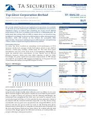 Top Glove Corporation Berhad_Softer Performance Expected Ahead_160309.pdf