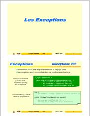 08 - Exception