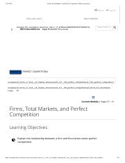 Firms, Total Markets, and Perfect Competition _ Microeconomics.pdf