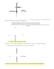electric field and potential problems