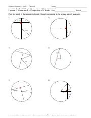 Lesson 3 Homework - Properties of Chords in Circles.pdf