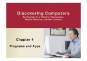 Chapter 04-Programs and Apps