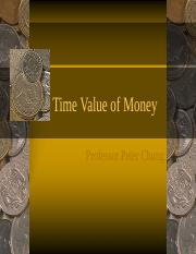 3 Time Value of Money.summer 2015.students