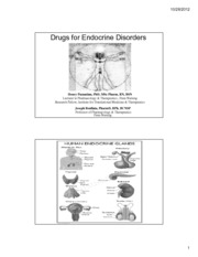 Endocrine Drugs (2)