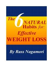 THE_SIX_NATURAL_HABITS_FOR_EFFECTIVE_WEIGHTLOSS_UPDATED