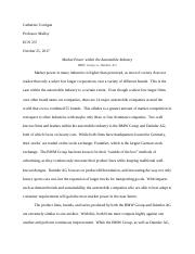 automobile industry - essay 1.docx