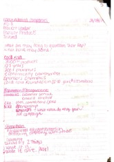 Public Relations Class Notes 7