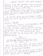 Queueing Theory Notes
