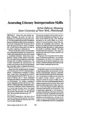 FL751.Assessing.Literary.Skills