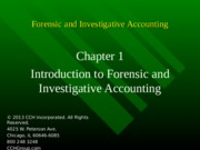6Ed_CCH_Forensic_Investigative_Accounting_Ch01