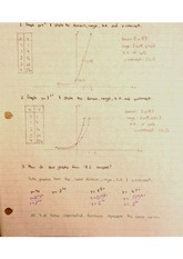 Transformations of Exponential Functions Practice