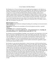 Acid Base Case Study - essay-paper