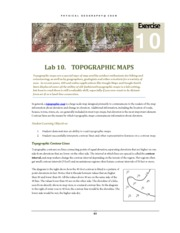 Lab10_Topographic_Map_reading