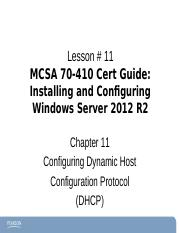 Chapter11Windows2012-70-410 ce
