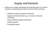 Week 2 - Supply & Demand (edited)