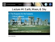 Lecture04_SeasonsSWS [Compatibility Mode]