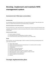 313756860-Develop-Implement-and-Maintain-WHS-Management-System-Task-2.docx