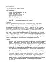 Chem 24 Grignard Synthesis Lab Report.docx