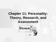 10-31Chapter11LectureForStudents
