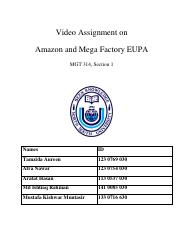 Assignment of EUPA mega factory and Amazon Wrehouse.pdf