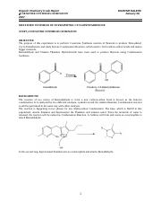Coenzyme Synthesis of Benzoin.docx