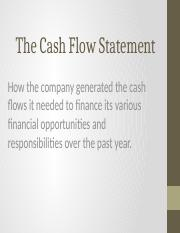 Chapter 3 - The Cash Flow Statement.pptx