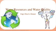 04-Water Resources and Water Quality