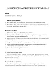 Contoh Karya Ilmiah Tentang Bahaya Merokok Docx Contoh Karya Ilmiah Tentang Bahaya Merokok Sumber Liputanusaha Com Bab I Pendahuluan A Latar Belakang Course Hero