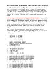 eco 372 principles of macroeconomics final exam study guide 2012 Eco 372 entire course link eco/372 principles of macroeconomics the latest version a+ study guide.