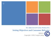 MD_11F_4040_W2_0901_Setting_Objective_and_Consumer_Behavior