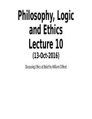 Lecture_10_Ethics of Belief.ppt