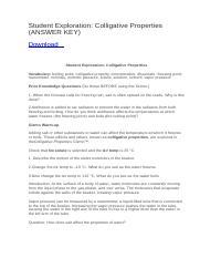 Student Exploration- Roller Coaster Physics (ANSWER KEY ...