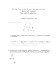 2014_CS1332_Fall_PracticeExam2