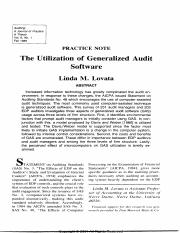 3. The utilization of generalized  audit software.pdf