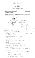 CME 210 Fall 2010 Quiz 10 Solutions