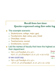 L05 - queries and tuple calculus