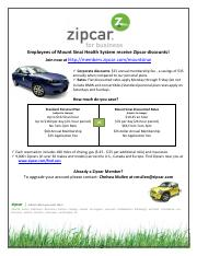 zipcar-Employee Benefit one pager 2013.pdf