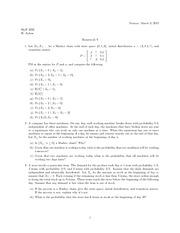 Isye 3232 homework assignments